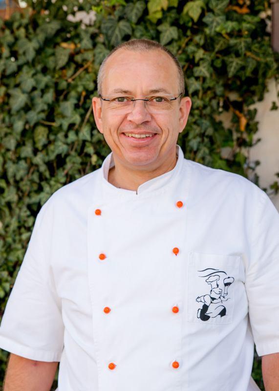 Küchenmeister Manfred Schmidmaier
