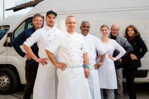 Schmankerlküche Catering Team